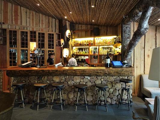 Die Bar wo wir......