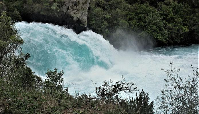 Der Wasserfall und....