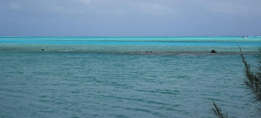 .......der Lagune.