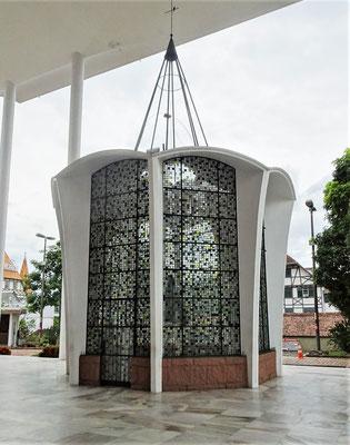 Die Taufkapelle.