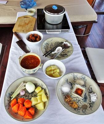 Beef Stew auf Viatnamesisch.