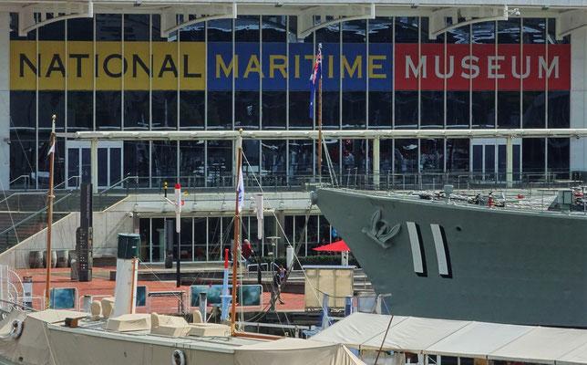 ....Maritime Museum.