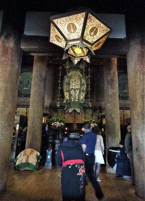 .....des Tempels.
