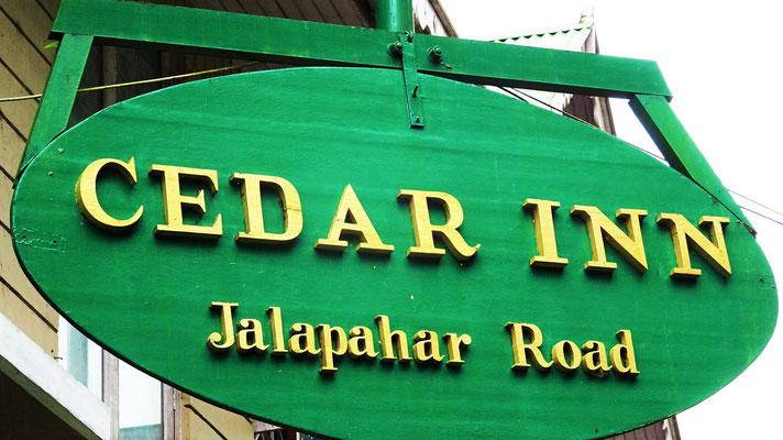 Unser Hotel in Darjeeling