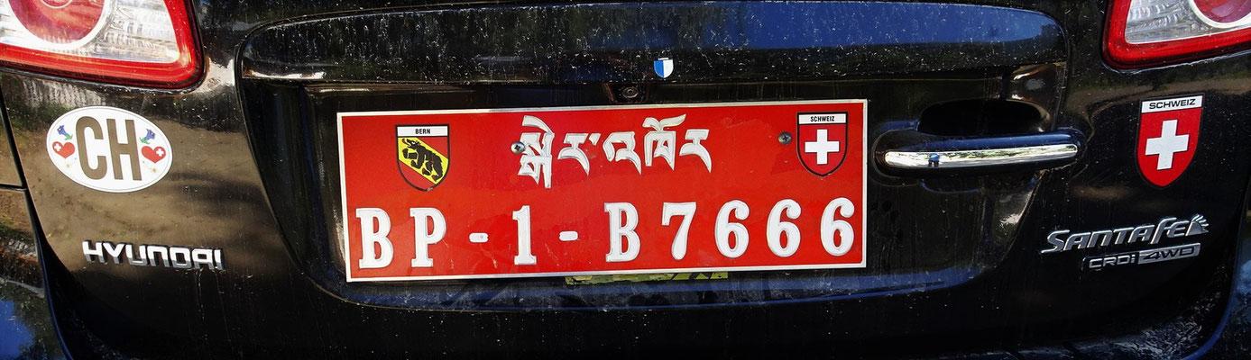 Die spezielle von Tshering