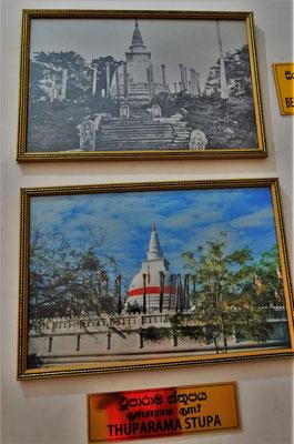 Vor und nach der Sanierung.