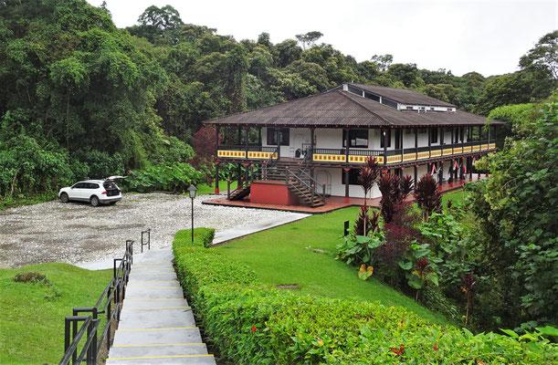 Das Haka-Yo Hotel....