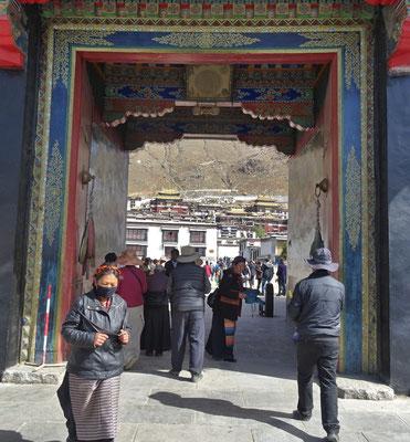 Das Kloster Tashi Lhuanpo