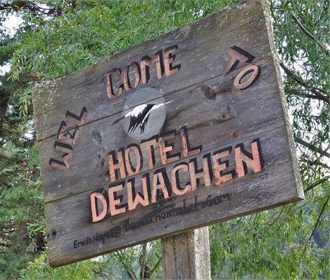 Unser Hotel in...
