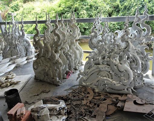 Weitere Skulpturen......