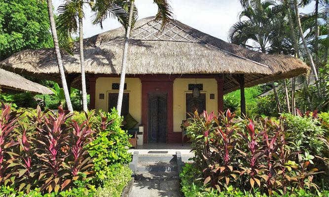 Das Taman Sari Cottage in Pemuteran.....