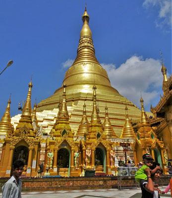 ....Shwedagone Pagoda...