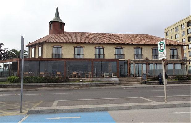 Unser Hotel Campanario.....