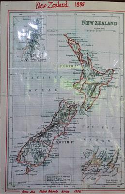 ....mit der Karte von 1888.