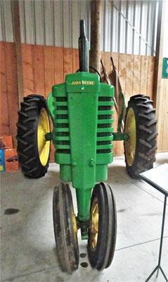 .....nicht nur Traktoren mit....