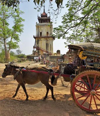 """Der """"schiefe Turm von Mandalay"""""""