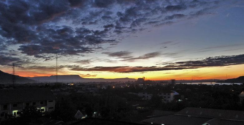 ......Sonnenuntergang....