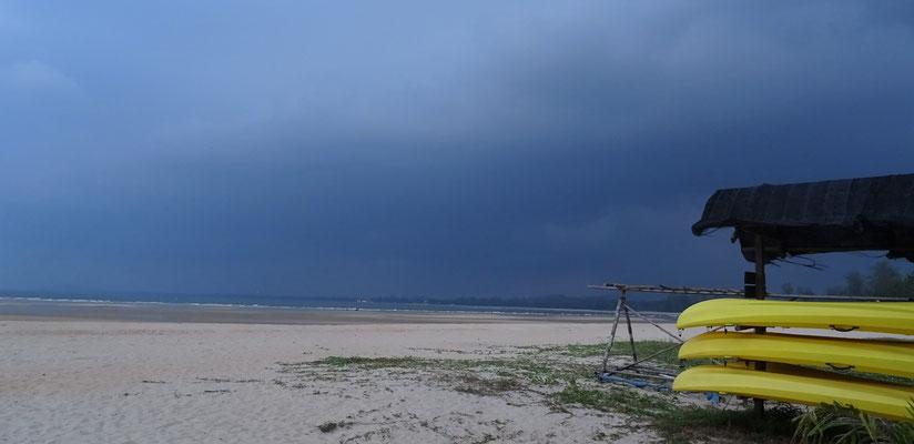 ...Strand von Cherating.
