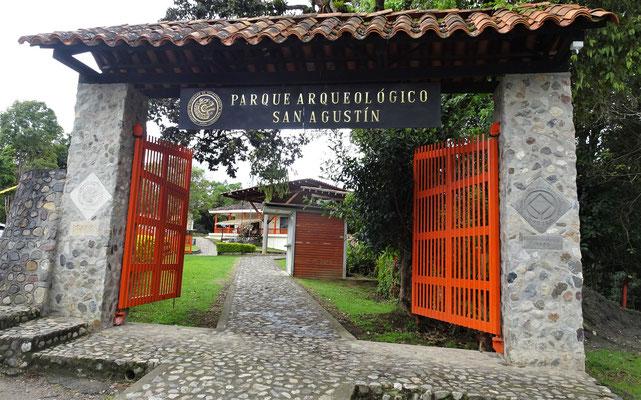 Der Archeologische Park.....