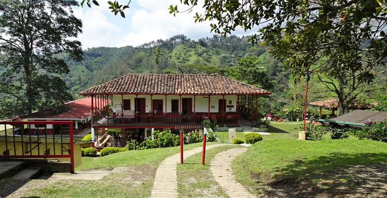 Die schöne Hacienda....