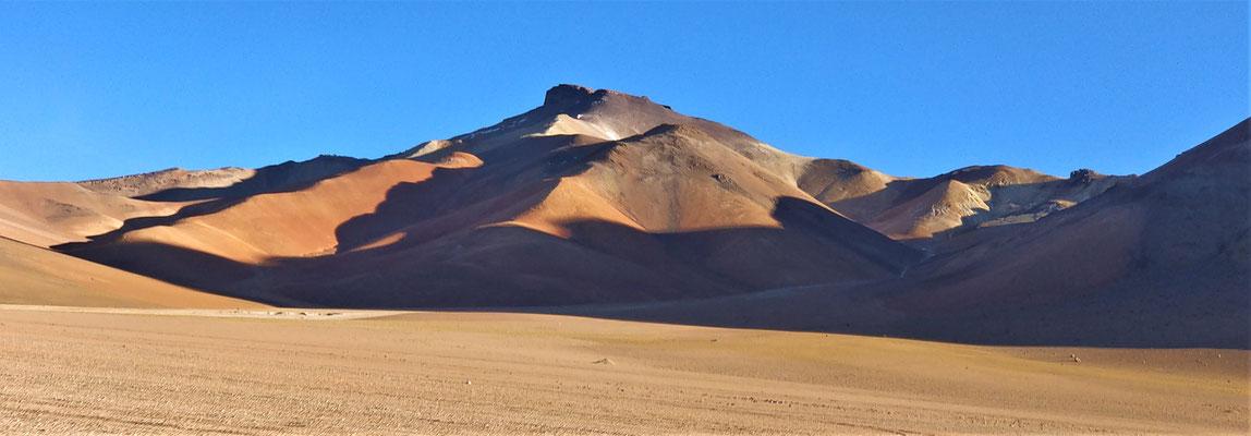 .....Richtung Bilivianischen Grenze.