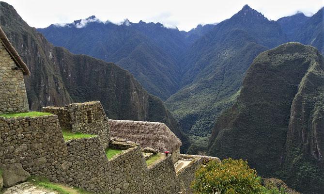 Wieso bauten die Inka.....