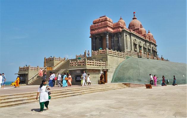 und der südlichste Tempel.