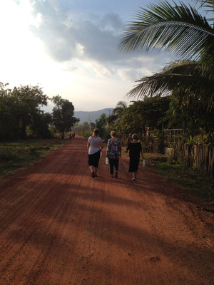 STraßen von Chambok