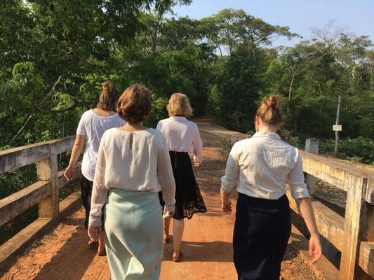 cambodia crew, der weibliche Teil