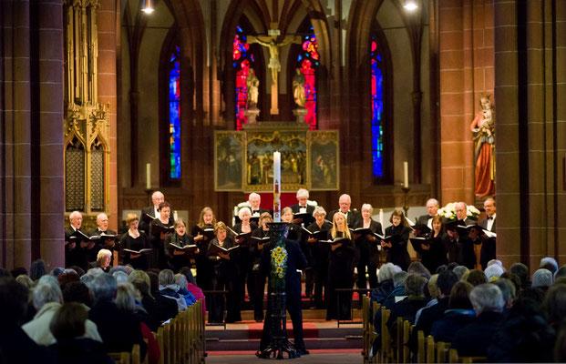 Konzert des SACC am 19.04.17 in der Liebfrauenkirche