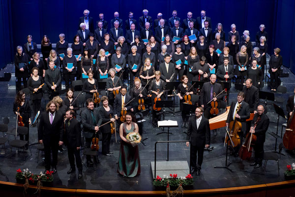 Händel: Das Alexanderfest, Wormser Kantorei, Stefan Merkelbach
