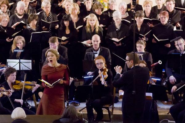 Aufführung am 22.03.2015 - Sabine Goetz, Sopran