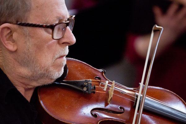 Per Erik Tuninger, Violine