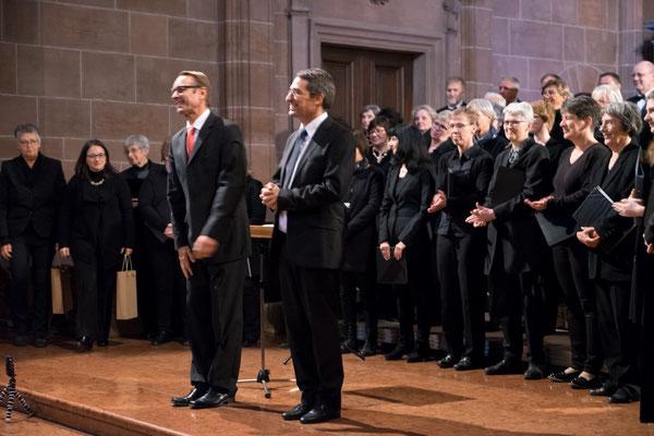 Wormser Kantorei, Stefan Merkelbach, Dan Zerfaß