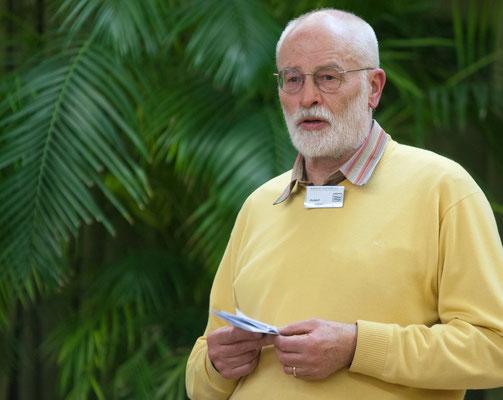 Hubert Listmann, Chorvorstand