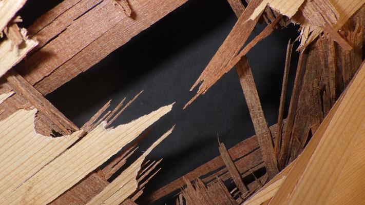 屋根材:ルーフィング材