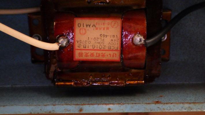 PCB 蛍光灯安定器