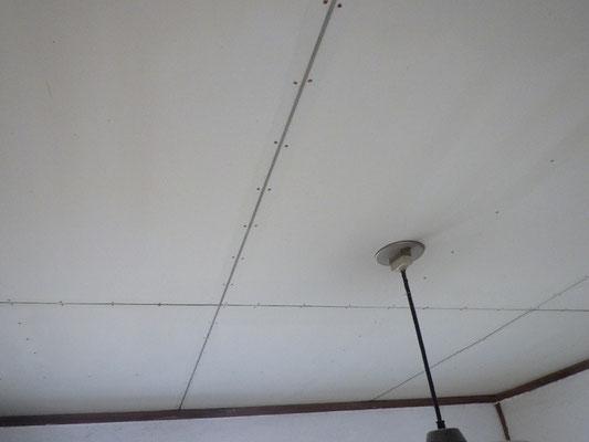 天井材:フレキシブルボード