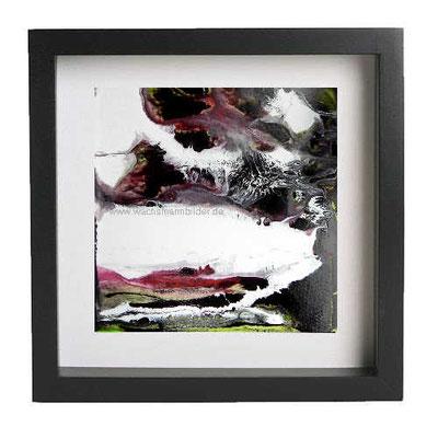 Landschaft abstrakt 2 - wird ohne Rahmen verkauft