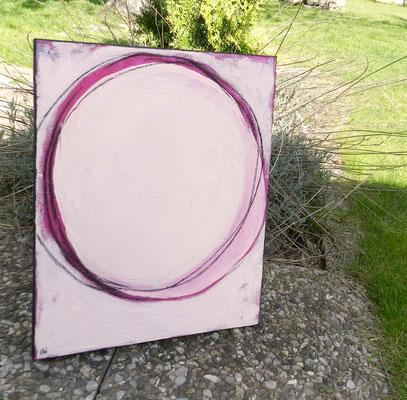 Vollmond - 50 x 40 cm -  man kann bei catawiki bieten - fragen Sie mich gerne - ich schicke Ihnen den Link