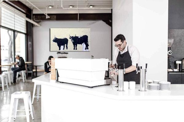 Bilder mit Stierpaar