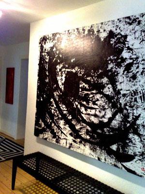 Gemälde für Unternehmen großformat