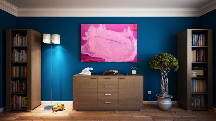 bild in pink lia rosa