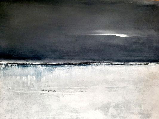 Grau weißes Bild
