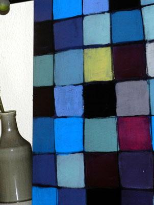 quadrate gemalt