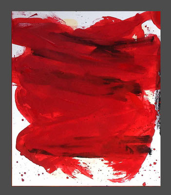 abstrakt rot