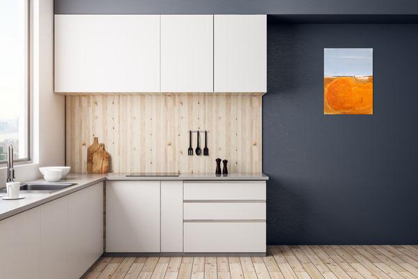 Bild in Küche