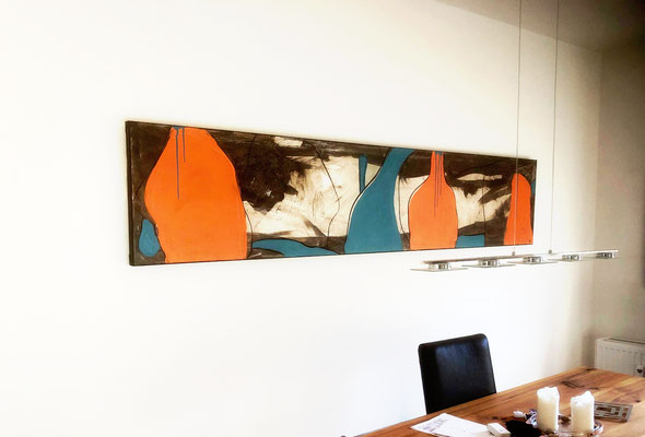 Töpfersmühle 240 x 50 cm