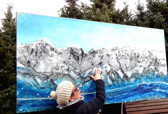 Bild Gebirge