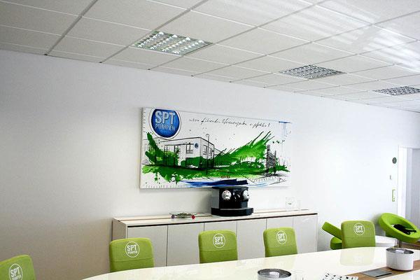Kunst im Unternehmen